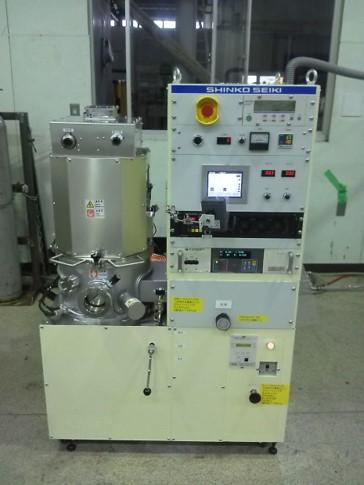 MEMS製作用スパッタリング装置