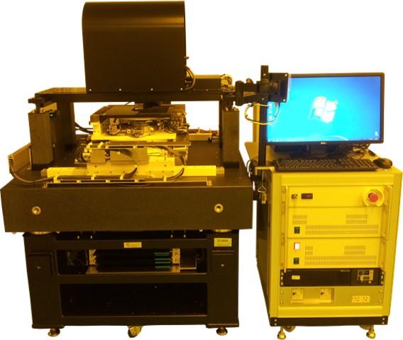 MEMS製作用プロジェクション描画装置