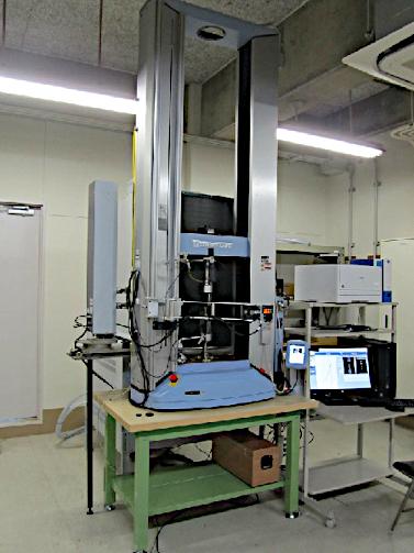 高延性材料試験機