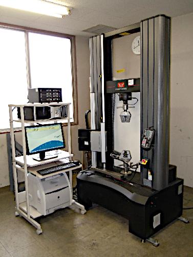 高精度材料試験機