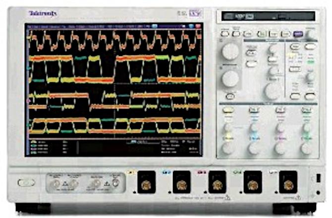 マイクロ波対応デジタルオシロスコープ