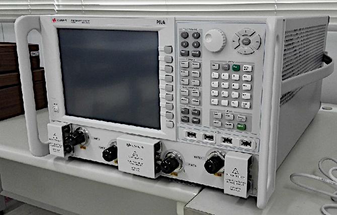 マイクロ波・ミリ波帯評価システム