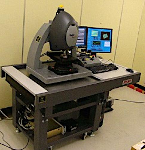 三次元表面構造解析顕微鏡装置